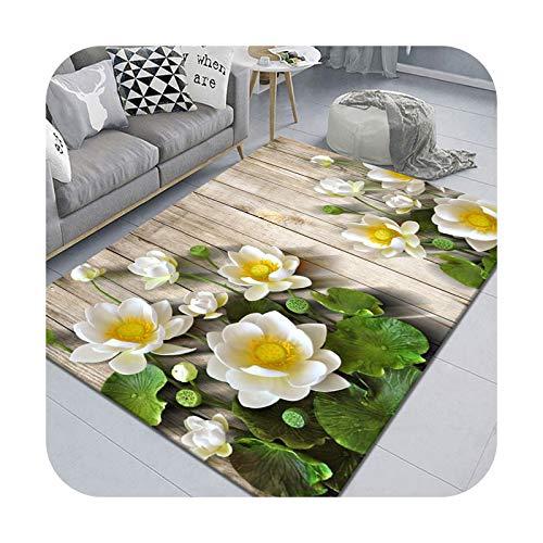 Carpet Living Room Bedroom groß, bedruckt, für Sofa, Café, Tisch, Floor, modern, einfach, maschinenwaschbar, 21 – 200 x 300 cm