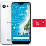 Y!mobile 京セラ S6 ホワイト【プランS専用】 ※回線契約後発送
