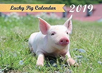 Lucky Pig カレンダー2019(卓上) ([カレンダー])