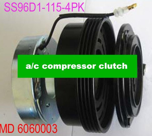 Gowe Auto A/C Kompressor Kupplung für SS96D1Auto A/C Kompressor Kupplung für E36Z3