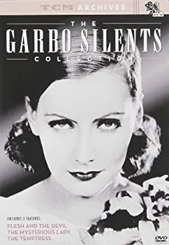 TCM Archives  The Garbo Silents Collection  The Temptress / Flesh and the Devil / The Mysterious Lady