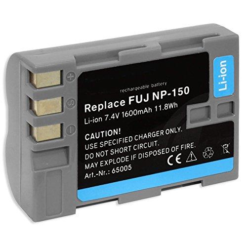 Batería NP-150 para Fuji Fujifilm FinePix S5 Pro