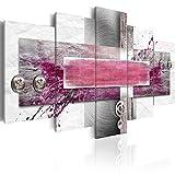 murando - Cuadro en Lienzo 200x100 - Impresión de 5 Piezas Material Tejido no Tejido Impresión Artística Imagen Gráfica Decoracion de Pared Abstracto 020101-187