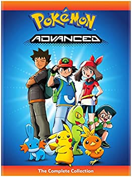 Pokemon Advanced Complete Collection (DVD)