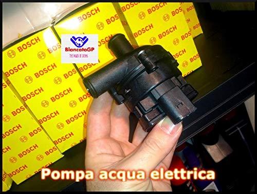 Bomba de agua eléctrica Bosch para moto y Scooter [malossi Energy Pump Electric Water]