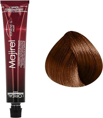 Majirel Coloración permanente en crema para el cabello 6.34 50 ml