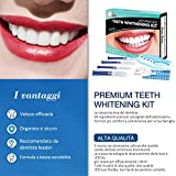 Zoom IMG-1 teeth whitening kit sbiancamento denti