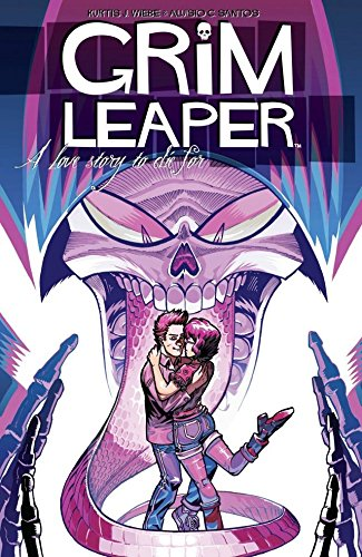 Grim Leaper: A Love Story to Die For (English Edition)