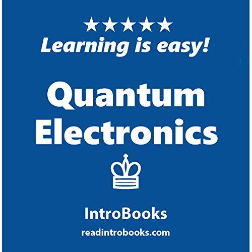Quantum Electronics audiobook cover art