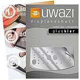 uwazi I 5x Láminas Protectoras tranparente para la Pantalla del DeLonghi Magnifica S ECAM 22.110 +...