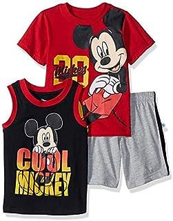 ديزني مجموعة ملابس للاطفال - اولاد