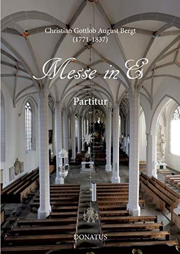 Messe in Es: Partitur