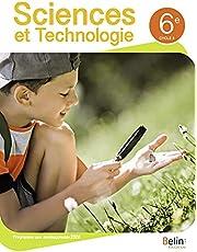 SCIENCES ET TECHNOLOGIE 6E MANUEL