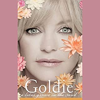 Goldie audiobook cover art