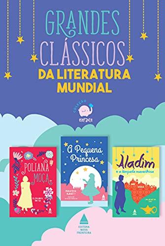 Poliana Moça+A Pequena Princesa+Aladim