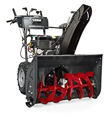 Briggs & Stratton 30-Inch Gas Snow Blower: photo