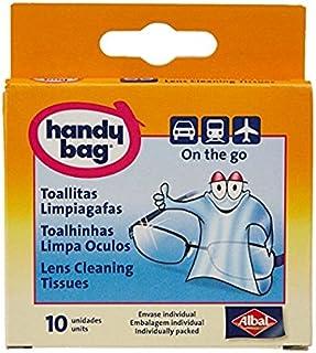 Toallitas Limpiagafas Handy Bag 10 Unidades