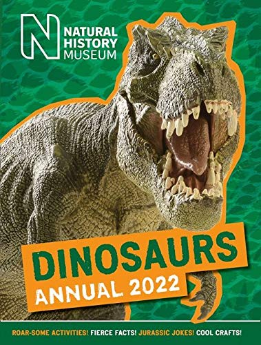 Natural History Museum Dinosaurs Annual 2022