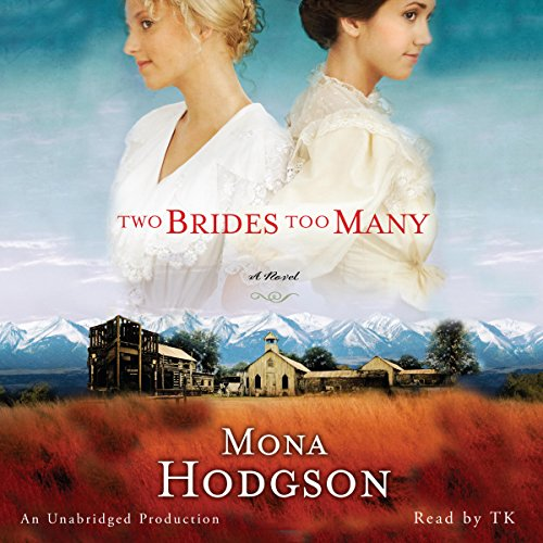 Two Brides Too Many audiobook cover art
