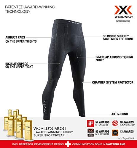 X-Bionic Moto Energizer 4.0 Light Pants 3//4 Men/'s Functional Underwear Motorsport