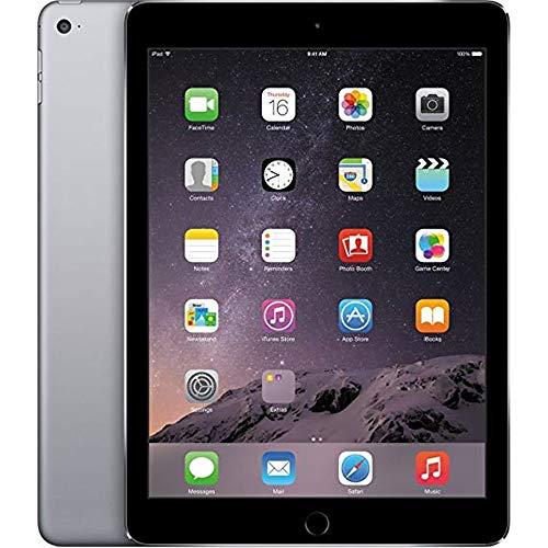 Apple iPad Air 2 128GB Wi-Fi - Space Grau (Generalüberholt)