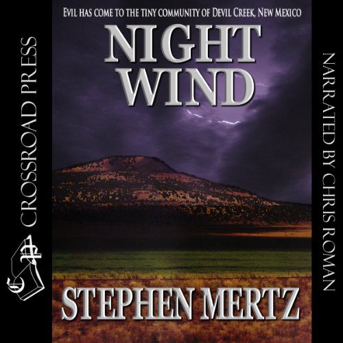Night Wind audiobook cover art