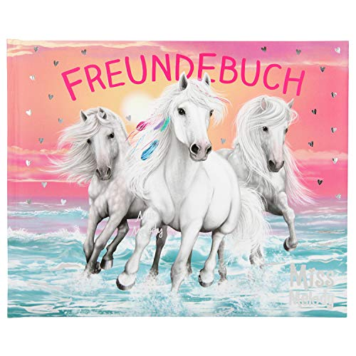 Depesche 11039 Freundebuch Miss Melody, ca. 17,5 x 21 x 1,5 cm