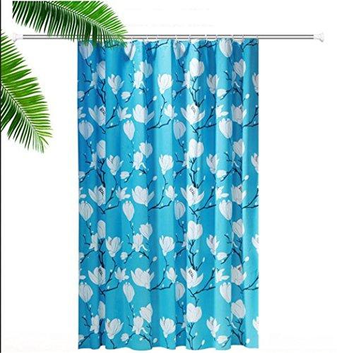 MIWANG Les salles de bains sont rideau de douche imperméable résistant à la moisissure mur rideau rideaux wc épais rideaux tissu ,p150cm*h200cm