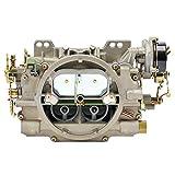 Edelbrock 1409 Performer Series Marine 600 CFM Square Bore 4-Barrel Air Valve Secondary Electric Choke New Carburetor