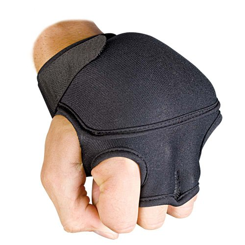 Ringside Aerobic Weighted Exercise Gloves (Pair), 2-pounds
