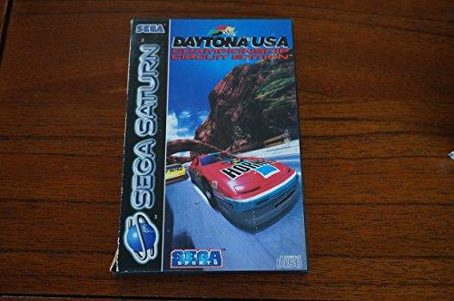 Daytona USA: Championship Circuit Edition (Sega Saturn) gebr.