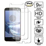Guran [3 Pezzi] Pellicola Protettiva per Motorola Moto Z Force Smartphone Ultra Sottile Screen Protector in Vetro Temperato Film Ultra Resistente