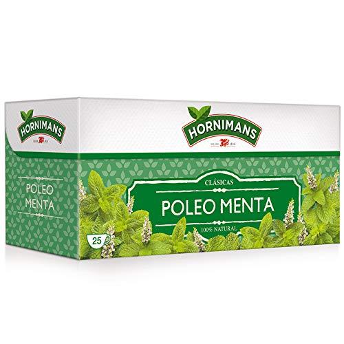 Hornimans - Clásicas - Bolsitas de Té de Poleo Menta - 25 bolsitas
