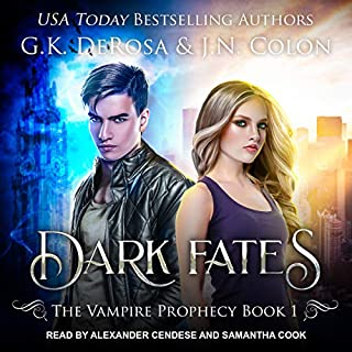 Dark Fates cover art