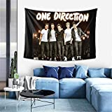 Wakaltk One Direction Super Soft Wall Hanging Tapestry Tapestries Home Decor Blanket 60x40 Inch