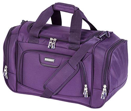 Ricardo Beverly Hills California 2.0 Carry-On Duffle, Purple, International Carry-on …