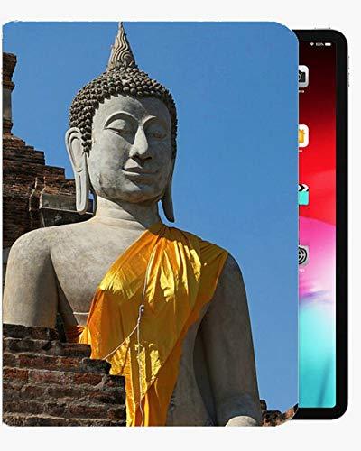 para la Cubierta de la Caja de iPad Air3 de 10.5 Pulgadas, Hoy en día no Camina, tendrá Que Ejecutar Tomorrow-Buddha Case Slim Shell Funda para iPad iPad Air3