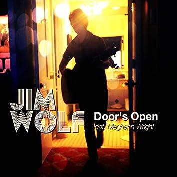 Door's Open (feat. Meghann Wright)