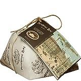 Panettone Baj. Desde 1768 - 1 kg - Tarta milanesa tradicional con un folleto...