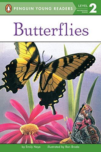 Butterflies (Penguin Young Readers, Level 2)の詳細を見る