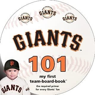 San Francisco Giants 101 (My First Team-board-book)