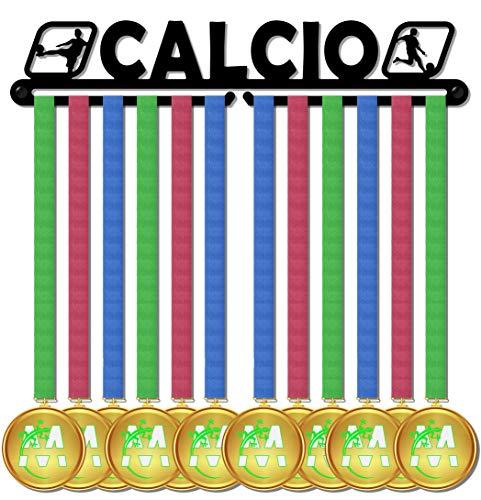 Medal display, porta medaglie, medagliere da muro, medal hanger (CALCIO design)