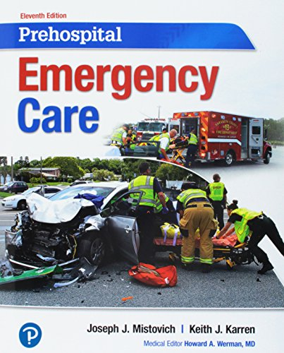 Prehospital Emergency Care PLUS MyLab BRADY with Pearson eText -- Access Card Package