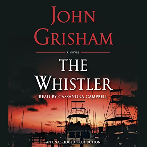 The Whistler by John Grisham - Lacy Stoltz is an investigator for the Florida Board on Judicial Conduct. She is a lawyer, not a cop, and it is her job to respond to complaints dealing with judicial misconduct....