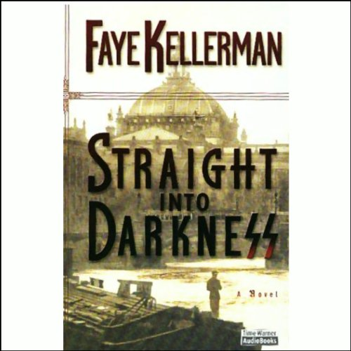Straight into Darkness audiobook cover art