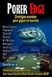 Poker Edge: Stratgies avances pour gagner en tournois