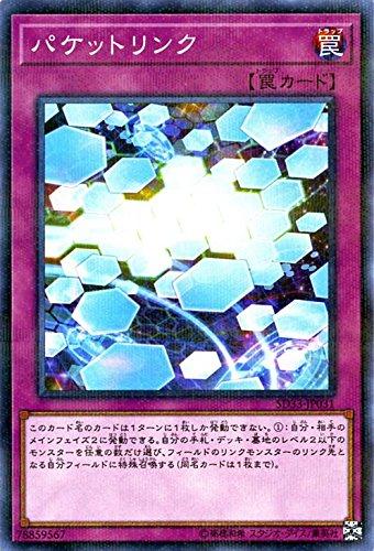 遊戯王/パケットリンク(ノーマルパラレル)/STRUCTURE DECK -パワーコード・リンク-