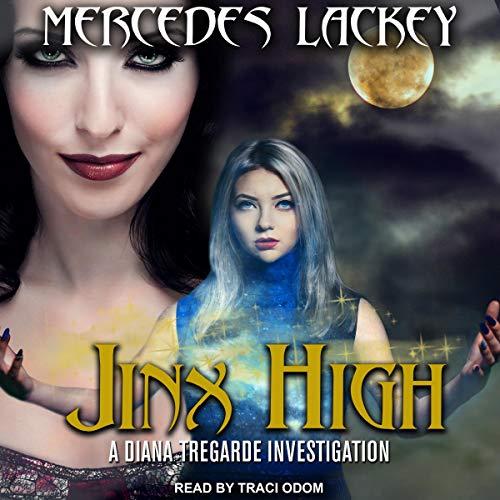 Jinx High audiobook cover art