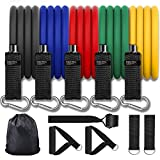 Renoj Resistance Bands, Resistance Bands Set for Exercise Band [11 Pack] (150lbs)