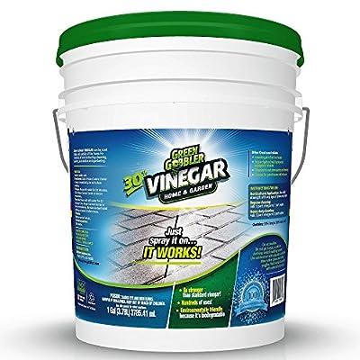Green Gobbler ULTIMATE VINEGAR Home & Garden - 30% Vinegar Concentrate, Hundreds of Uses!